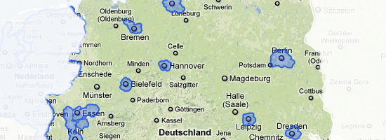Google Streetview germany