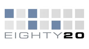 Eighty 20 Logo